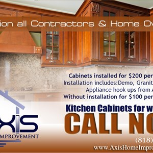 Axis Home Improvement Cover Photo