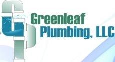 Greenleaf Plumbing, LLC Logo