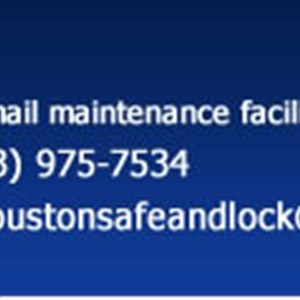 Houston Safe and Lock Cover Photo