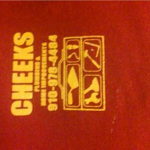 Cheeks Plumbing Logo