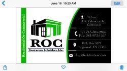 Roc Contractors & Builders Llc. Logo