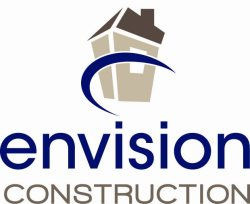 Envision Construction Logo