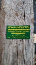 Moran Construction Logo