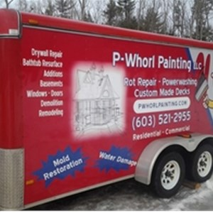 P-whorl Painting LLC Cover Photo