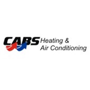 Cabs Heating & Air Conditioning Logo