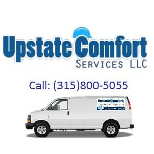 Upstate Comfort Services LLC Logo