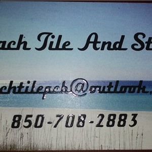 Beach Tile & Stone LLC Logo