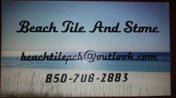 Beach Tile & Stone LLC Logo
