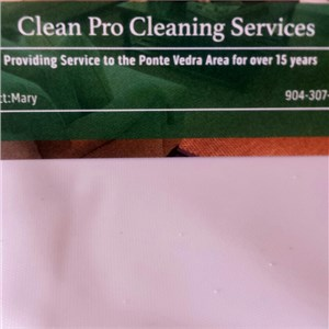 Clean Pro Cleaning Svc. Cover Photo