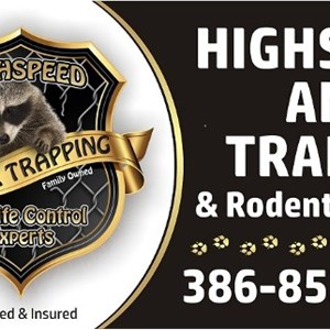 Highspeed Animal Trapping LLC Cover Photo