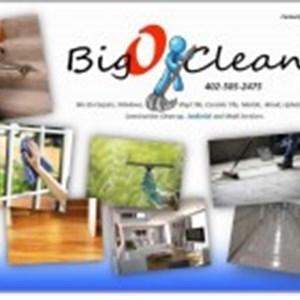 Big O Clean Logo