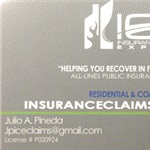 Insurance Claims Experts, Corp Logo