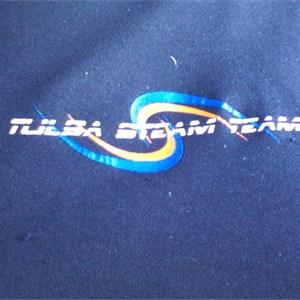 Tulsa Steam Team Logo