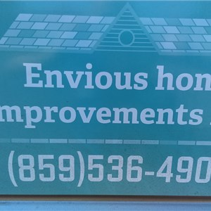 Envious Home Improvements Logo