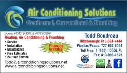 Air Conditioning Solutions Inc. Logo