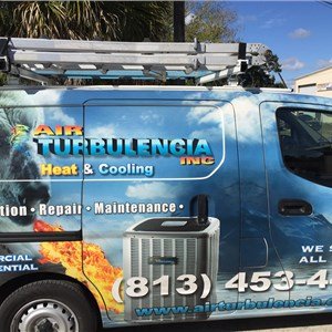 Air Conditioning Install Services Logo