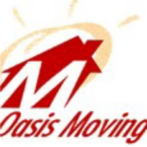 Oasis Moving Logo