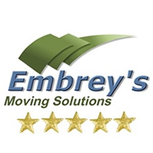 Embreys Moving Solutions - We Move Tampa Bay! Logo