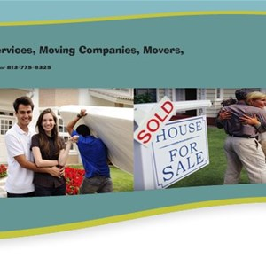 Magic Movers Moving Company Logo