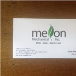Mellon Mechanical Inc Logo