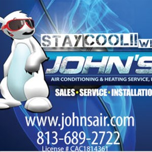 Johns Air Conditioning & Heating Service, LLC Logo