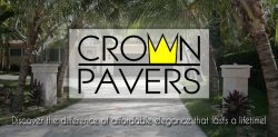 Crown Decks & Docks Logo