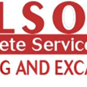 Olson Concrete Svc Logo
