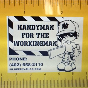 Handyman For the Working Man Cover Photo