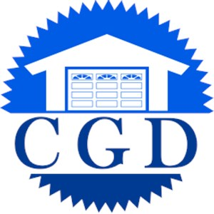 Commonwealth Garage Door Logo