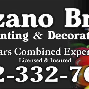 Lozano Bros Painting and Decorating Cover Photo