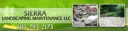 Sierra Landscaping & Maintenance Logo