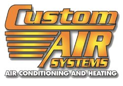 Custom Air Systems Logo