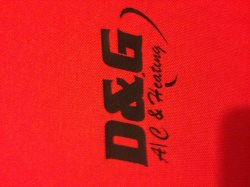 D&g Air Coditioning and Heating Logo