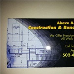 Above & Beyond Construction llc Cover Photo