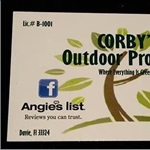 Corbys Outdoor Pros LLC Logo