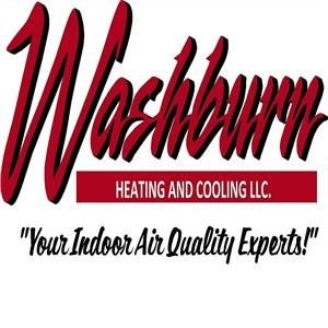 Washburn Heating & Cooling, LLC Logo