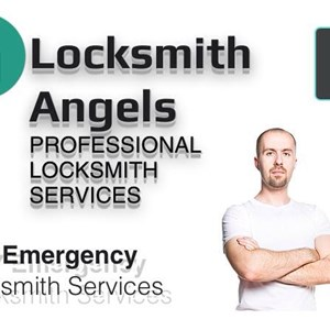 Locksmith Angels Logo