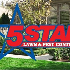 5star Lawn And Shrub Care Logo