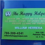 The Happy Helper Logo