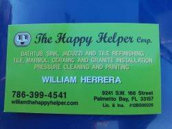 The Happy Helper Logo