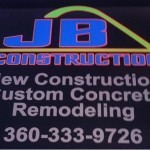 J Construction Logo