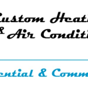 Custom Heating and Air Conditioning, llc Logo