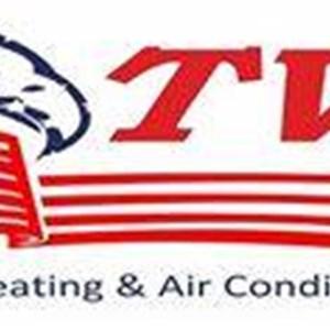 TVM Heating & Air, Inc. Logo