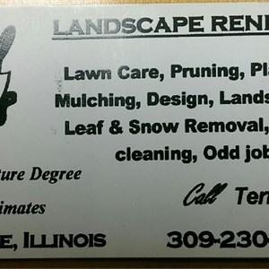 Landscape Renewal Logo