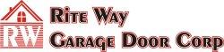 Rite Way Garage Door Corp Logo