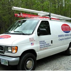 North American Plumbing & Heating Logo