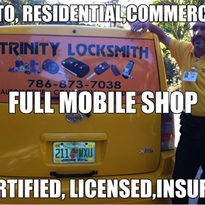 A Trinity Locksmith Corp. Cover Photo
