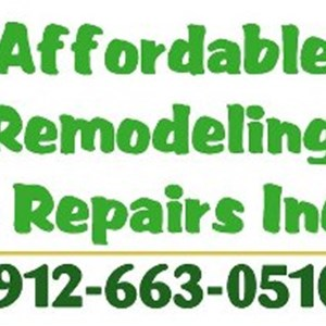 Affordable Remodeling and Repairs Inc. Logo