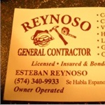 Reynoso General Contracting Logo