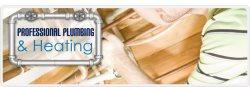 Professional Plumbing & Heating Co Logo